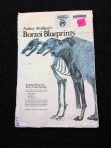 Borzoi blueprint transparencies