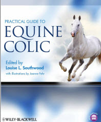 Practice Guide to Equine Colic - cover